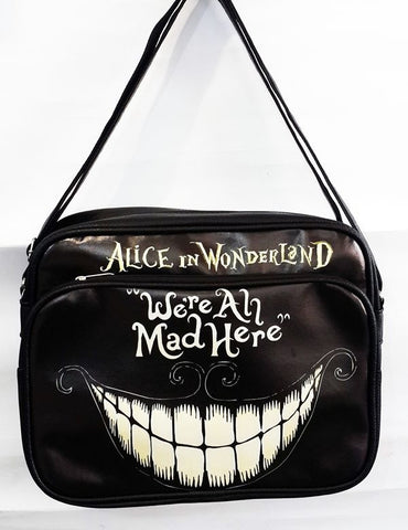 AAlice in Wonderland - We're All Mad Here Bag Buy