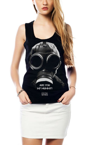 Doctor WHO Are You My Mummy Girls Tank Top - moleball