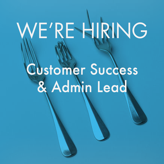 We're Hiring a Manager of Customer Success and Community!