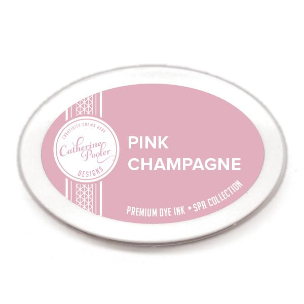 Catherine Pooler -Pink Champagne Ink Pad