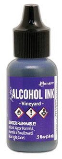 Tim Holtz Alcohol Ink Vineyard