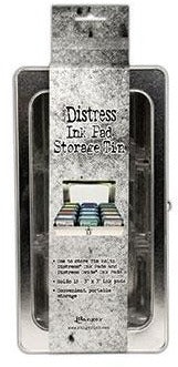 Tim Holtz-Distress Ink Pad Storage Tin