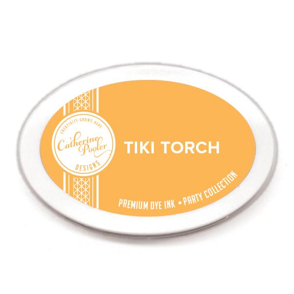 Catherine Poler Tiki Torch Ink Pad