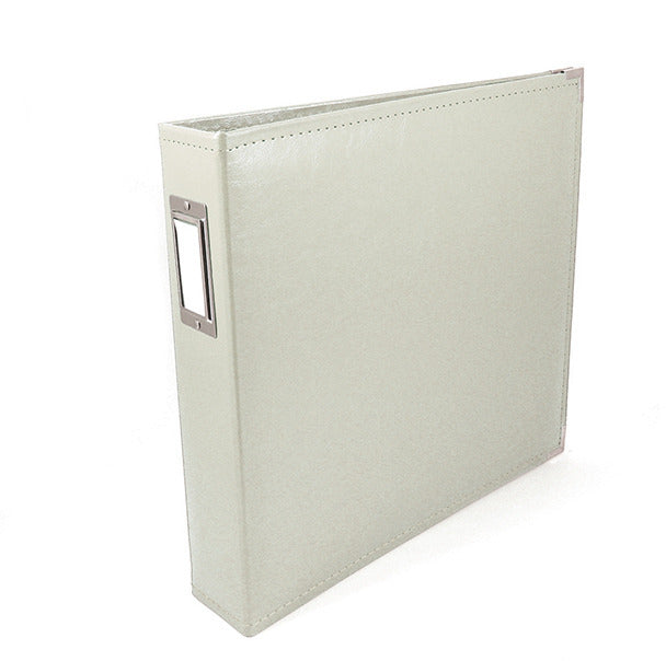 We R Memory Keepers 12x12 Ring Binders Greige