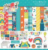 Neutral Cardstock Paper Pack