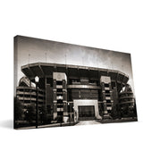 Alabama Crimson Tide Bryant Denny Stadium Canvas Print