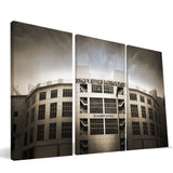 Arkansas Razorbacks Donald Reynolds Razorback Stadium Canvas Print