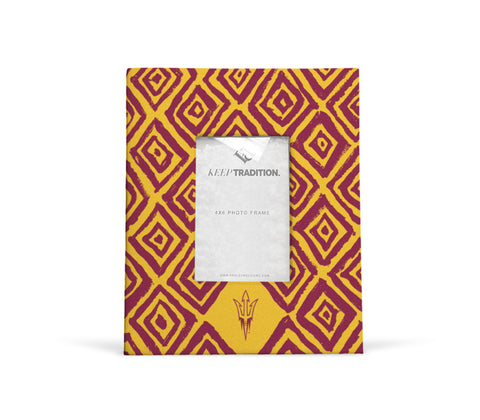 Arizona State Sun Devils Diamond Picture Frame