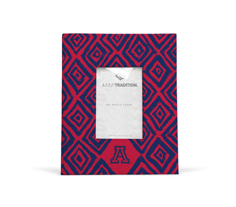 Arizona Wildcats Diamond Picture Frame