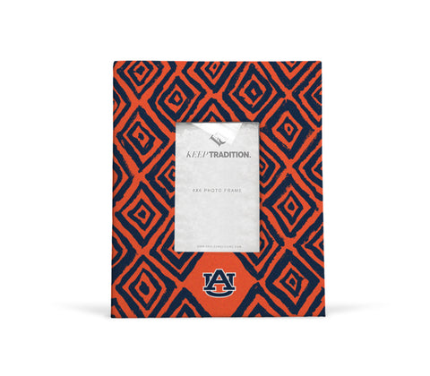 Auburn Tigers Diamond Picture Frame