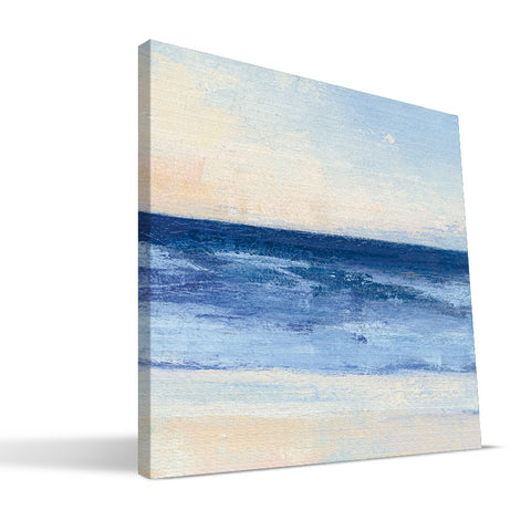 Ocean Horizon Canvas Print