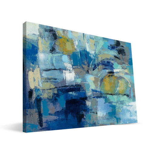Coastal Colors Canvas Print