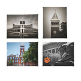 Clemson Tigers Magnet Set