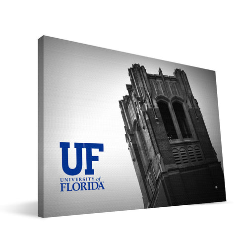 Florida Gators Century Bell Canvas Print