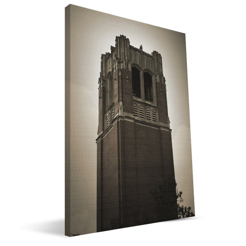 Florida Gators Century Tower Canvas Print