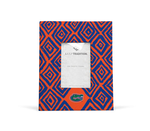 Florida Gators Diamond Picture Frame