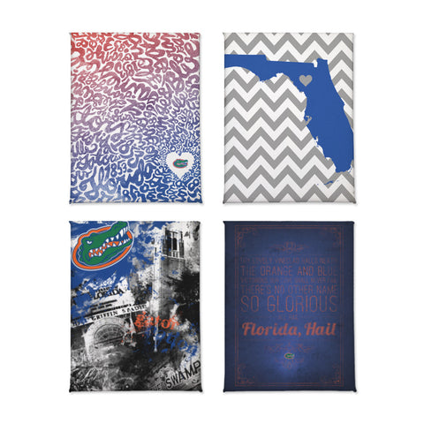 Florida Gators Magnet Set