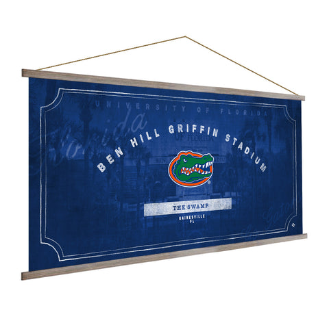 Florida Gators Stadium Banner
