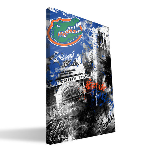 Florida Gators Spirit Canvas Print