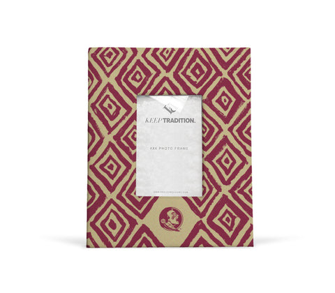 Florida State Seminoles Diamond Picture Frame