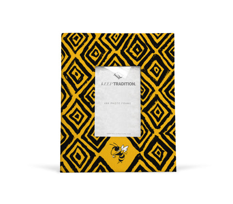 Georgia Tech Yellow Jackets Diamond Picture Frame