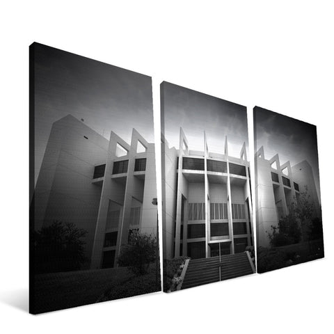 Indiana Hoosiers Assembly Hall Canvas Print