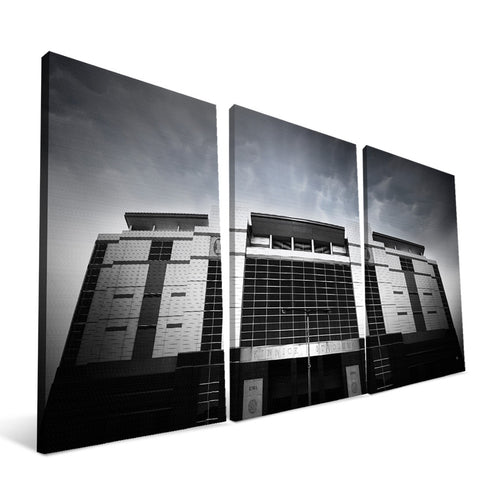 Iowa Hawkeyes Kinnick Stadium Canvas Print