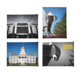 Iowa Hawkeyes Magnet Set
