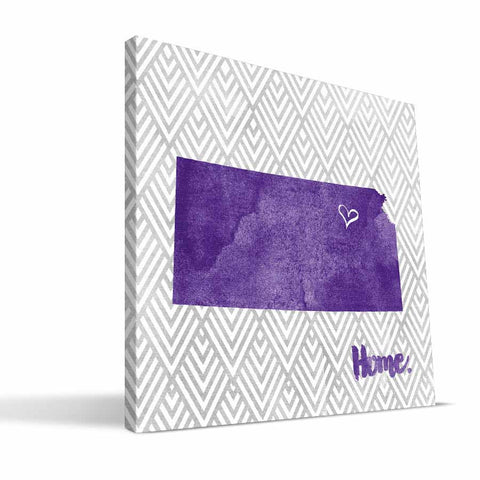 Kansas State Wildcats Home Canvas Print