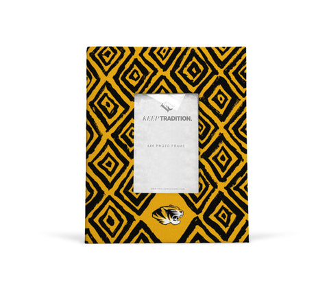 Missouri Tigers Diamond Picture Frame