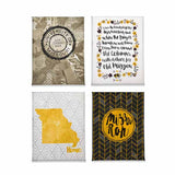 Missouri Tigers Classics Magnet Set