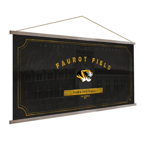 Missouri Tigers Stadium Banner