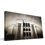 Ole Miss Rebels VaughtÐHemingway Stadium Canvas Print