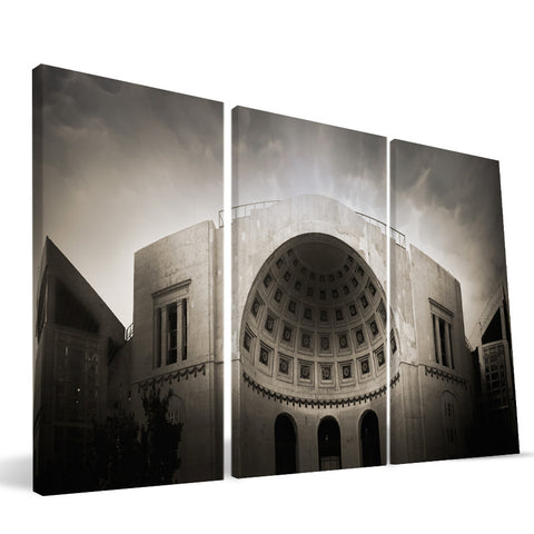 Ohio State Buckeyes Ohio Stadium Canvas Print