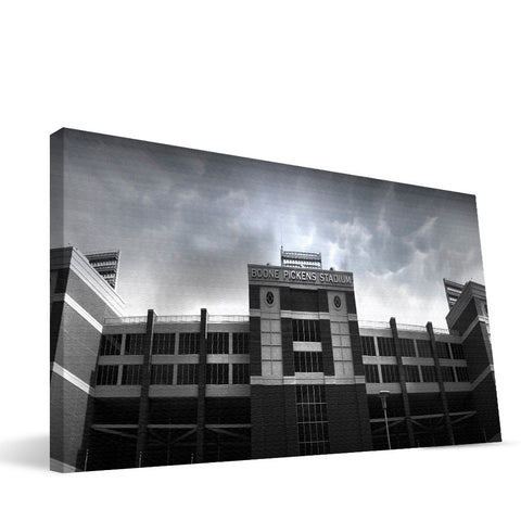Oklahoma State Cowboys Boone Pickens Stadium Canvas Print