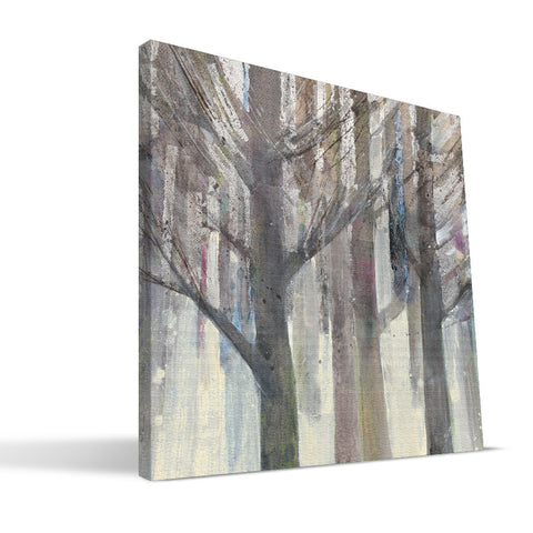 Dormant Trees Canvas Print
