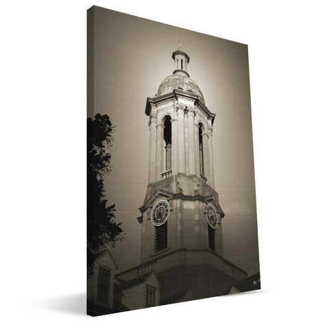Penn State Nittany Lions Old Main Bell Tower Canvas Print