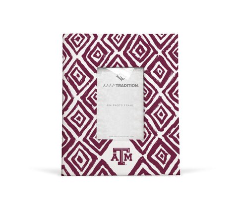 Texas A&M Aggies Diamond Picture Frame