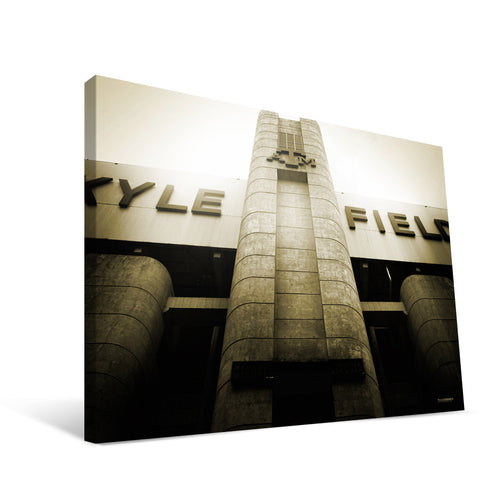 Texas A&M Aggies Kyle Field Canvas Print