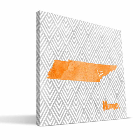 Tennessee Volunteers Home Canvas Print