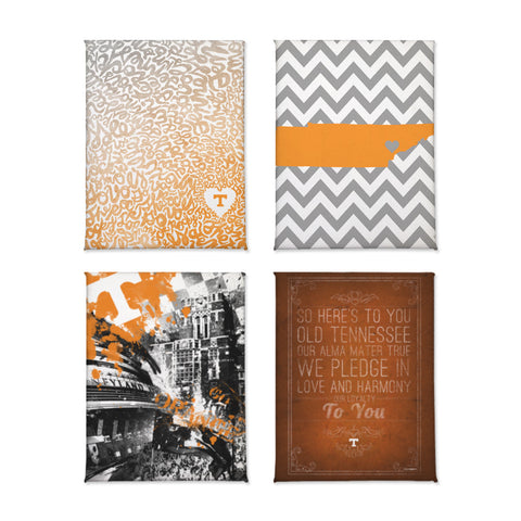 Tennessee Volunteers Classics Magnet Set