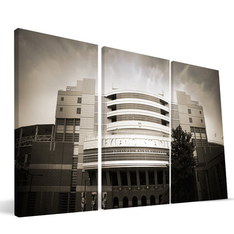 Tennessee Volunteers Neyland Stadium Canvas Print