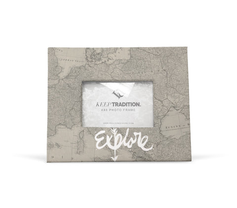 Explore Picture Frame