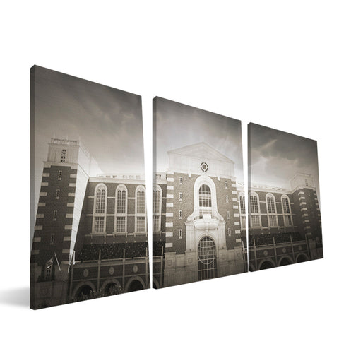 Texas Tech Red Raiders Jones Stadium Canvas Print