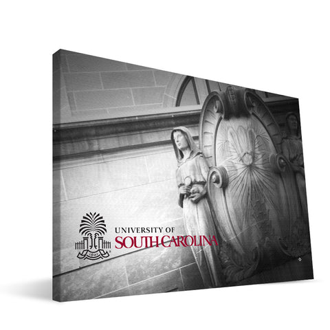 South Carolina Gamecocks McKissick Close Canvas Print