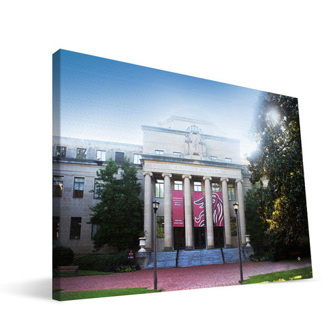 South Carolina Gamecocks McKissick Museum Canvas Print