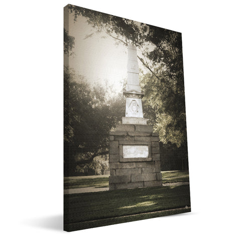 South Carolina Gamecocks Maxcy Monument Canvas Print