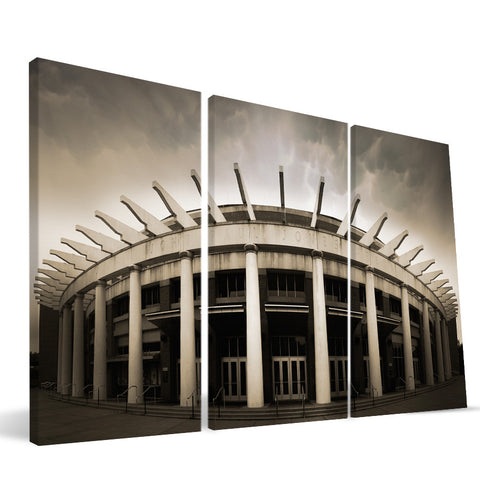 Virginia Cavaliers John Paul Jones Arena Canvas Print