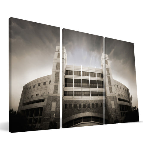 Virginia Tech Hokies Lane Stadium Canvas Print