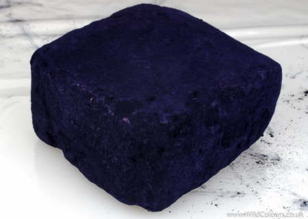 Indigo dye for cotton yarn